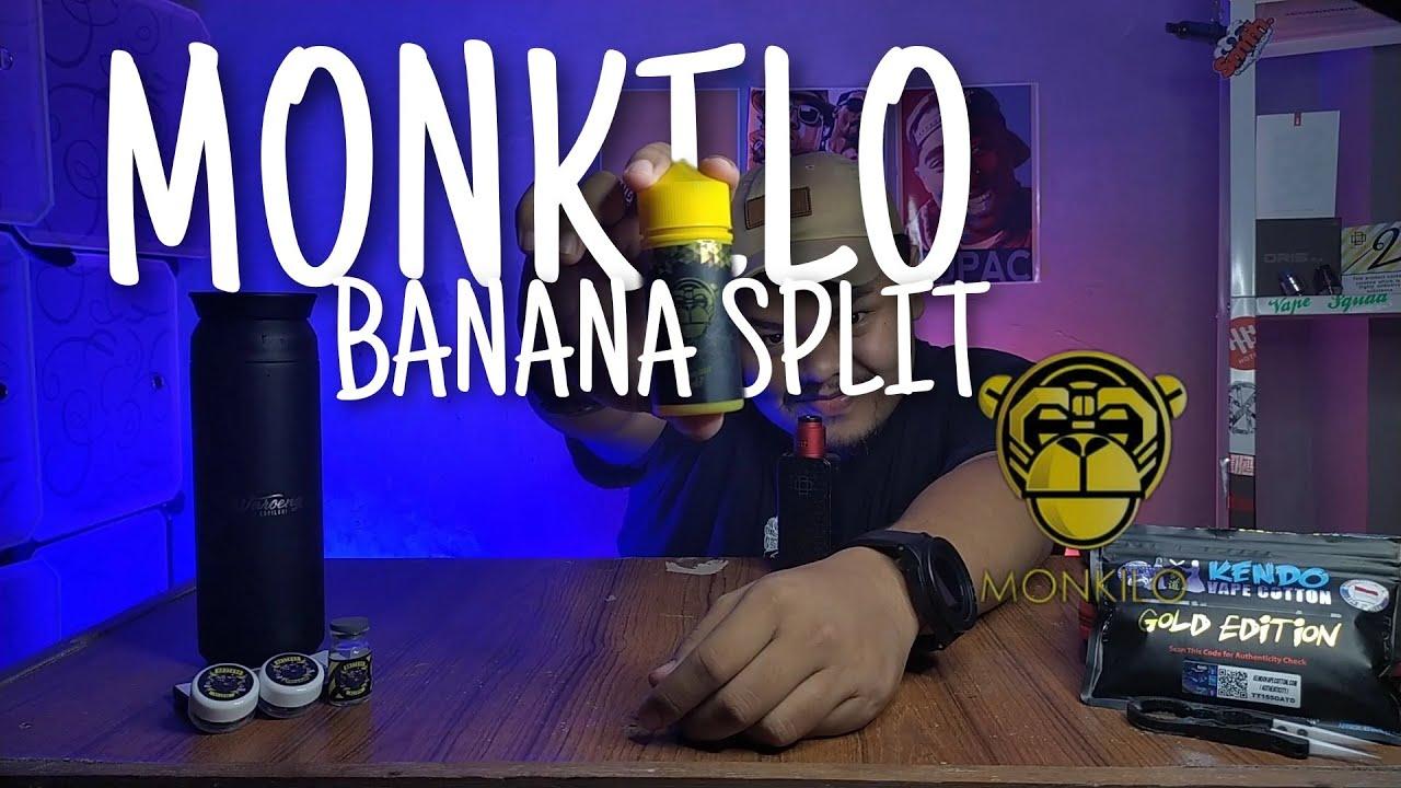 Download #Nyobaan MONKILO BANANA SPLIT   BANANA DINGIN NOSTALGIA.