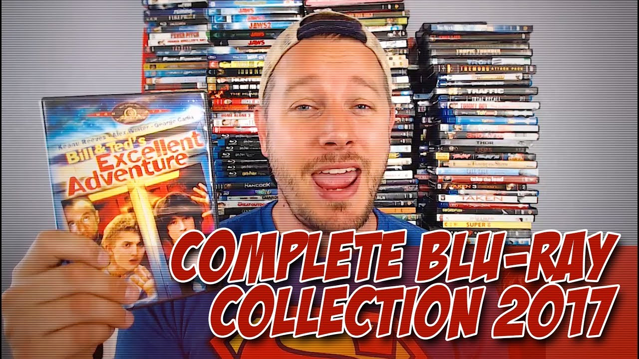 Download Complete Blu-Ray Collection 2017!  (DVD Collection)