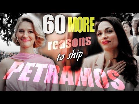 60 MORE reasons to ship PETRAMOS (2)