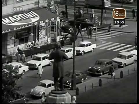 Verkehr in Wien 1969