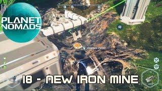 Planet Nomads - 18 - New Iron Mine