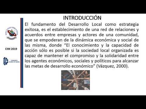 492 Impulso del Desarrollo Local y Empresarial, un reto de la Práctica Educativa en Educación Sup...