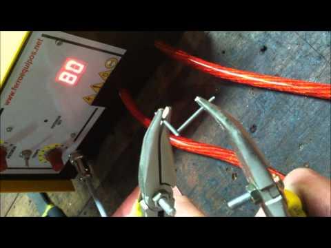0b40c7de382c soldador para joyas en acero inoxidable - YouTube