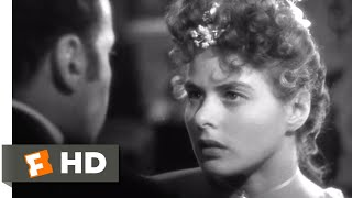 Gaslight (1944) - You Think I'm Insane: After becoming hysterical at a friend's house Paula (Ingrid Bergman), Gregory (Charles Boyer) shares his frustrations with her., From YouTubeVideos