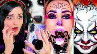 reacting-to-the-scariest-tik-tok-videos