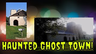 Haunted Ghost Town of Michigan's Upper Penninsula 😱