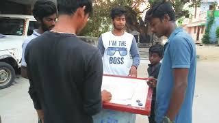 Pollathavan dialogue scene