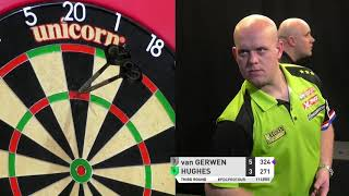 Van Gerwen's Incredible Nine-Darter! 2019 Players Championship 3