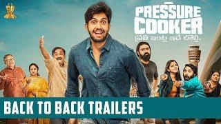 Pressure Cooker Movie Back To Back Trailers   Sai Ronak   Preethi Asrani   Rahul Ramakrishna
