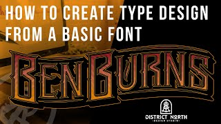 How to create a Type Design from a BASIC font (2018)
