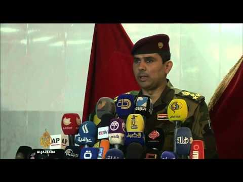 US steps up military preparations over Iraq