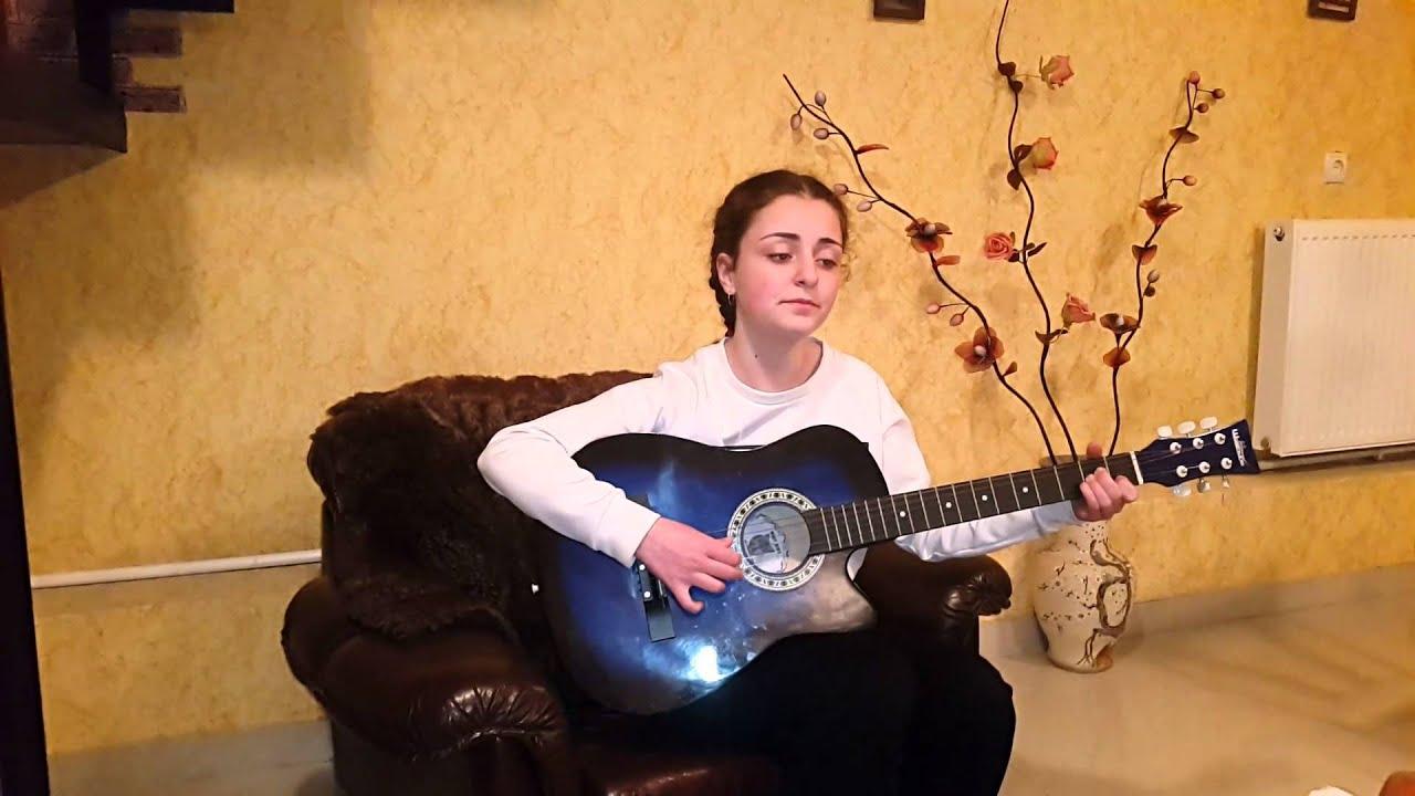 Красивая армянская песня под гитару -