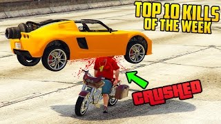 TOP 10+ KILLS & WINS OF THE WEEK IN GTA 5! (Awesome & Funny Kills) [Ep. 33]