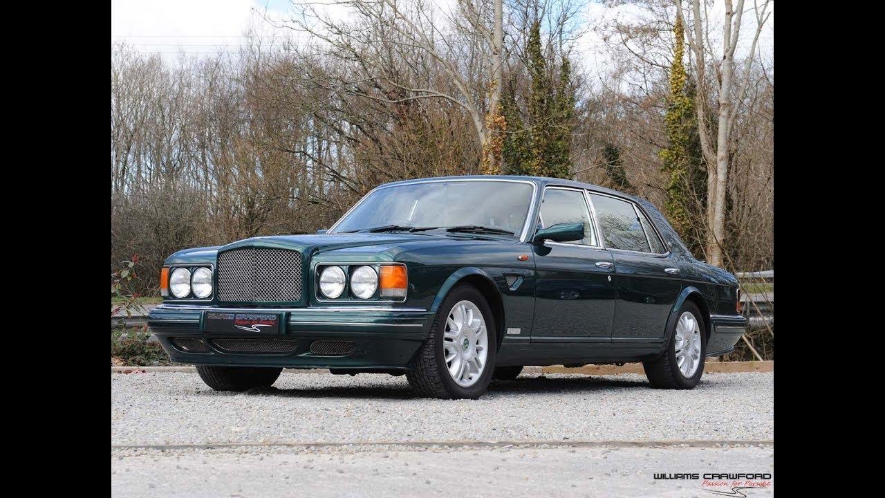 Bentley For Sale 1998 Brooklands R Mulliner