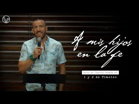 """Serie: A Mis Hijos En La Fe """"La Disciplina Del Cielo"""" Rodrigo Fournier"""