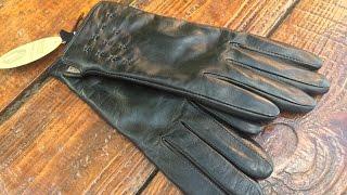 Женские перчатки кожа козы 540(Мягкие, кожаные зимние перчатки из кожи козы Shust Gloves. Утеплитель шерстяная вязка Купить данную модель оптом..., 2016-09-15T08:08:16.000Z)