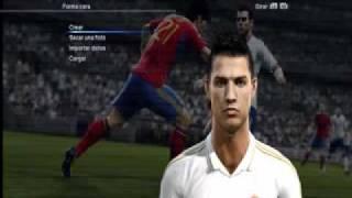 PES 2012- Cristiano Ronaldo NEW BOOTS-Mercurial Vapor Superfly CR7 III KONAMI Thumbnail