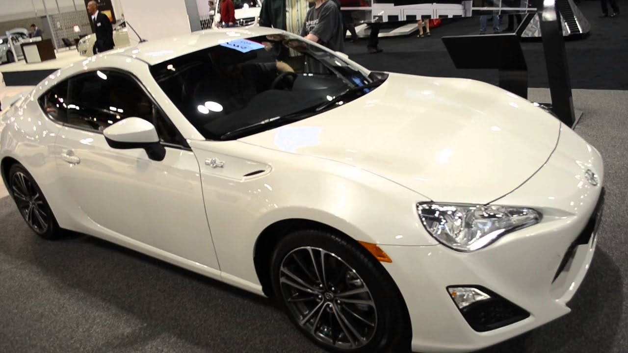 scion frs in pearl white 2014 2015 youtube. Black Bedroom Furniture Sets. Home Design Ideas