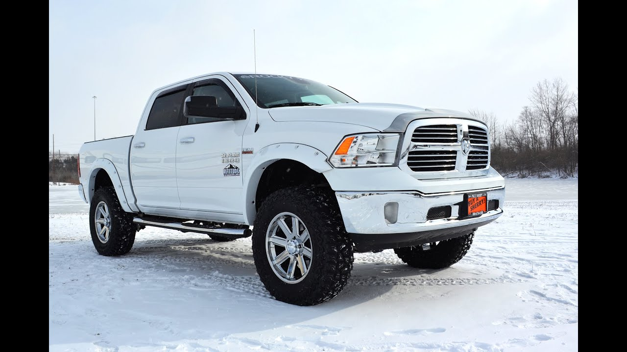 2014 ram 1500 slt big horn rocky ridge altitude in de doovi. Black Bedroom Furniture Sets. Home Design Ideas