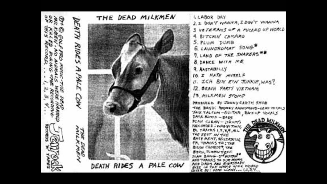 The Dead Milkmen - Smokin' Banana Peels