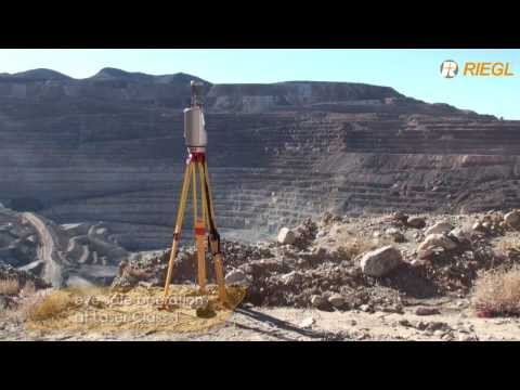 The RIEGL VZ-4000 very long range terrestrial laser scanning in mining environment
