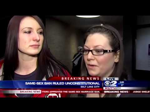 Utah Gay Marriage Ban Overturned