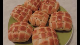 пИРОЖКИ  ПЛЕТЕНКИ  из Дрожжевого теста.  PIES BRAIDS of dough