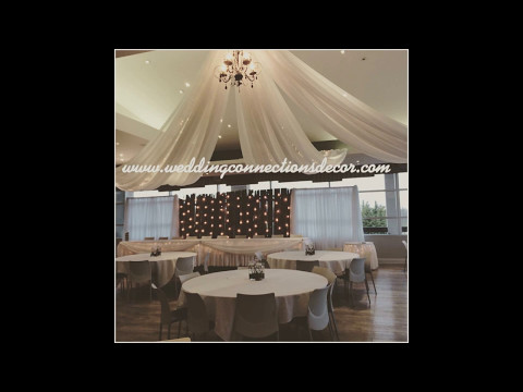 Wedding Connections - Greens at Renton, Simcoe ON wedding decorator