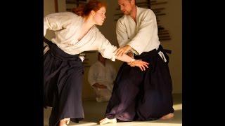The Japanese Martial Art of Aikido: Kosatori Kaitenage