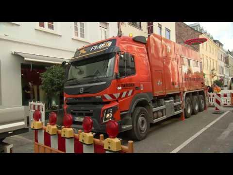 MTS Mobile Tiefbau Saugsysteme GmbH   Unternehmensfilm