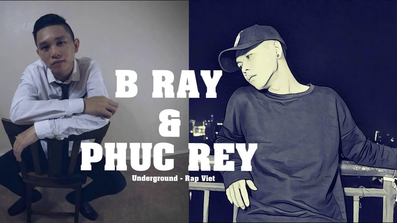 B ray vs ph c rey tr n chi n c a 2 rapper youtube for Www b b it