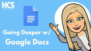 Going Deeper with G๐ogle Docs Tutorial