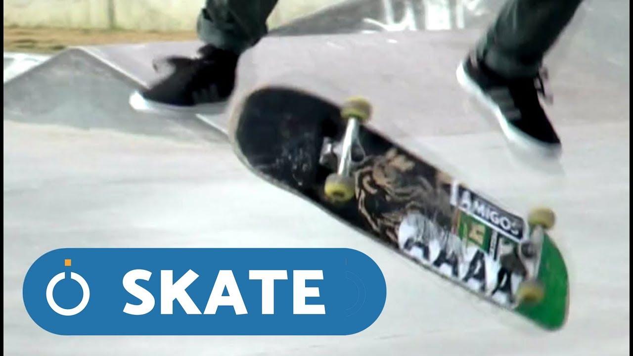 Tutorial De Skate Para Principiantes Trucos Básicos