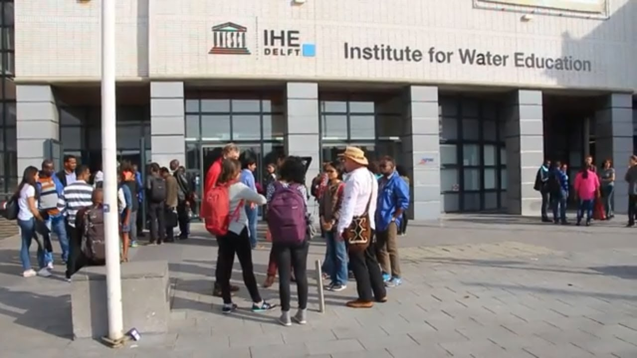 Download IHE Delft 💧 Former corporate video IHE Delft Institute for Water Education