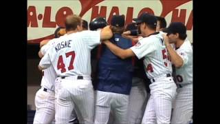 Greatest plays and moments in Minnesota Twins baseball history.