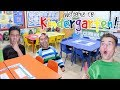 We Time Traveled Back To Kindergarten (Ep. 1)