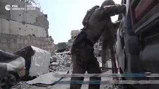 Корреспондент Sputnik рассказала подробности обстрела в Мосуле