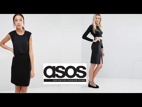 Покупка юбки и платья на АСОС.COM