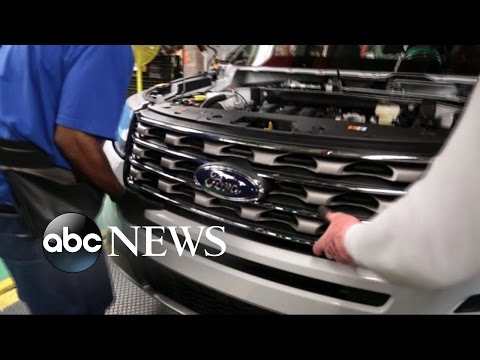 Ford Cancels Plans for Factory in Mexico