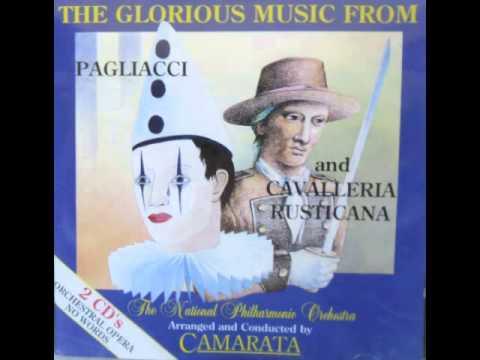 Mascagni: Cavalleria Rusticana  (Orchestral Opera)