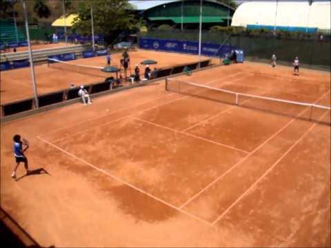 BH Tennis Open 2010 - Zampieri x Arguello