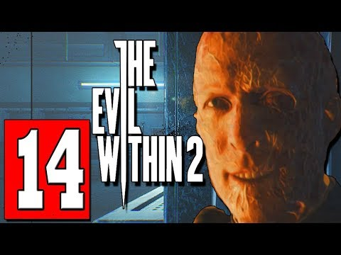 THE EVIL WITHIN 2 Walkthrough Part: CHAPTER 11 DEFEAT LIAM O'NEAL BOSS - BATTLE