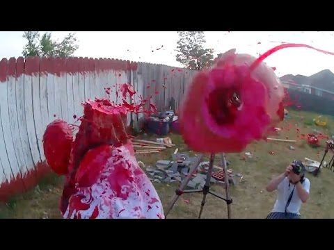 First Person Decapitation!  Zombie Go Boom Lost Episode!