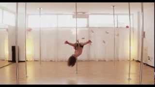 Pole Art Routine  40 - Level 4 (Massive Attack -2- Dissolved Girl)