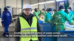 Cleaning Up Baku with Better Waste Management