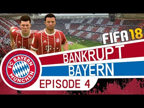 Record Breaking Leipzig! - FIFA 18 Career Mode | Bankrupt Bayern Munich (Episode 4) | Youth Academy