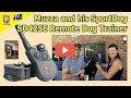 Muzza and his Sportdog SD425E Remote Dog Training Collar Under Review