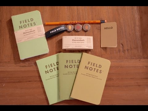 Field Notes  Shenandoah Edition Fall   Youtube