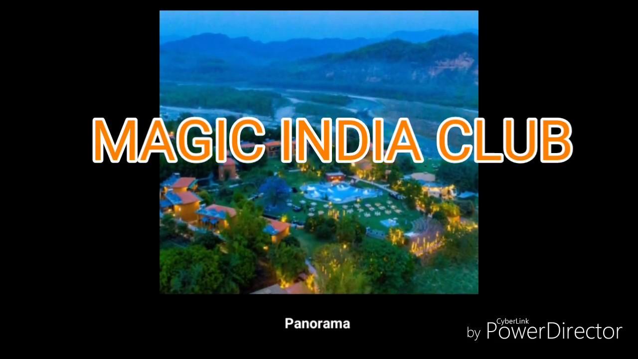 MAGIC INDIA CLUB ll TARANGI RESORTS ll UPCOMING TOUR ll
