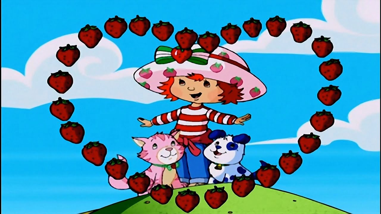 I Love Berries - Strawberry Shortcake - YouTube